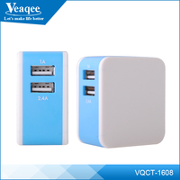 Veaqee usb charger,battery charger for phone case,solar mobile phone charger