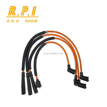 High voltage silicone Ignition Cable, SPARK PLUG WIRE FOR DAIHATSU CHARADE G11