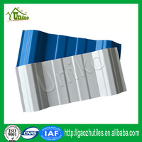 SGS certificate heat resistant materials high quality asa/pvc roof tile
