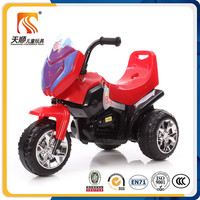 Christmas present kids plastic motorcycle motorbike from china for sale