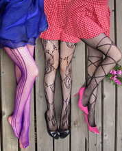 2017 latest arrival good quality comfortable big mesh fishnet pantyhose 26