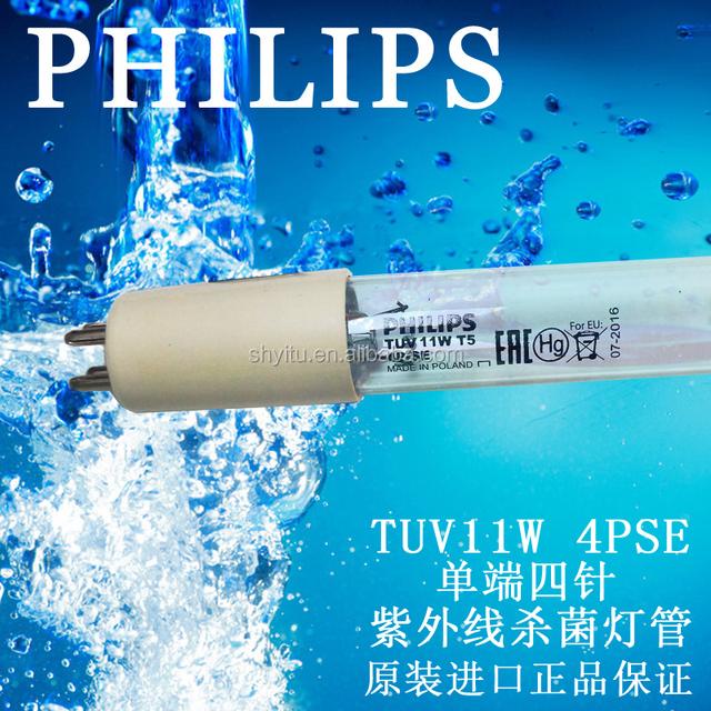 PHILIPS ultraviolet lamp TUV 11W 4P SE UV 254nm lamp