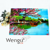 Custom dining table mat/pp dining table mat/ /dining table mat supplier and manufacture