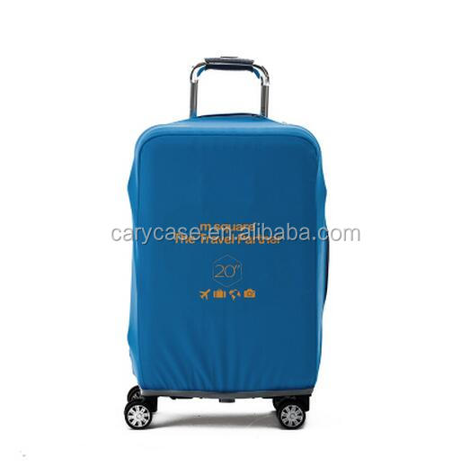 sublimation promotion airplane logo Luggage cover, trolley stroller trunk box protective covers