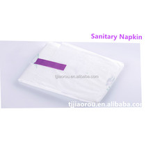 ultra thick sanitary napkin with negative ion, women sanitary pads Made in China