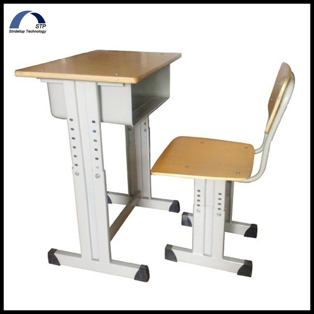 Cheap Wooden/Metal School Desks and Chairs