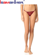 Low price sexy g string panty models design, sexy hot girls panty underwear