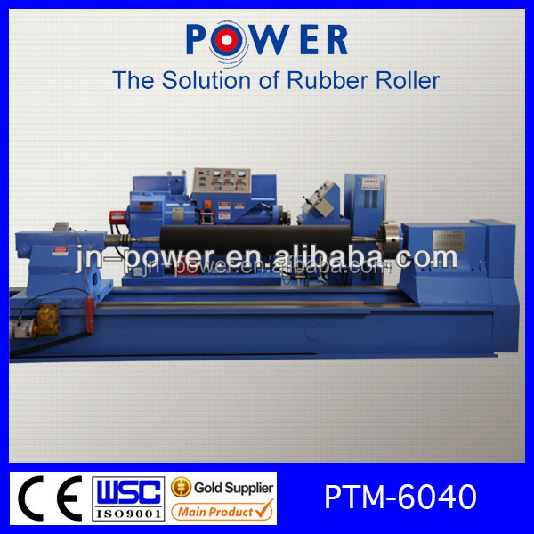 PTM-6040 Printing Rubber Roller Covering Machine