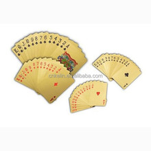 Customized round corner 54pcs plastic pvc playing <strong>cards</strong>