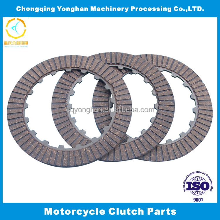 S125 Quad Buggy Motorcycle Clutch Disk For Motorcycle Parts