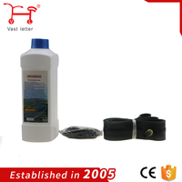 Wenzhou motorcycles tire sealant liquid , Car tyre sealant for emergency use