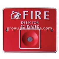 2-wired Remote LED for conventional fire alarm control panel
