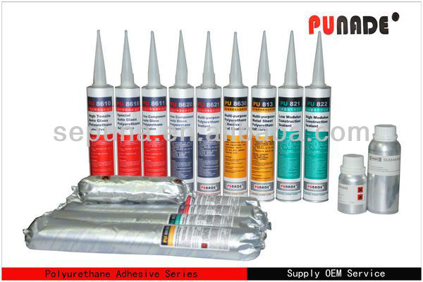 Multi-purpose polyurethane adhesive,auto pu sealant/Hottest sale in repair market !!