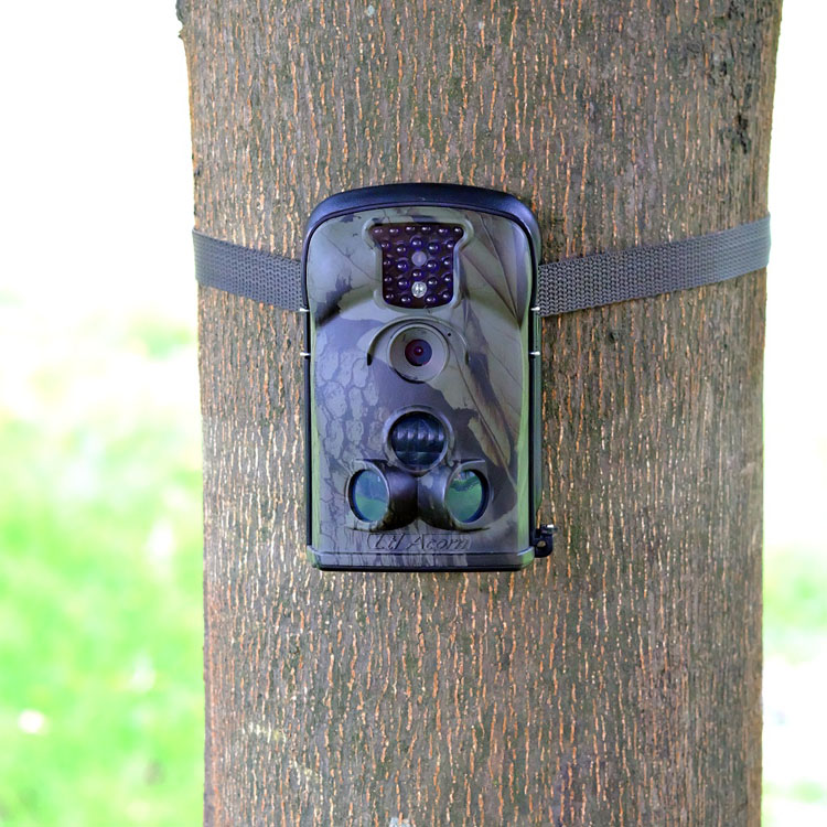 Hot Sale No-MMS hidden Scouting Trail Outdoor Degital Hunting Camera with Audio Video