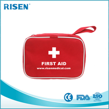 Medical respond kit/emergency bag for home/car first aid kit
