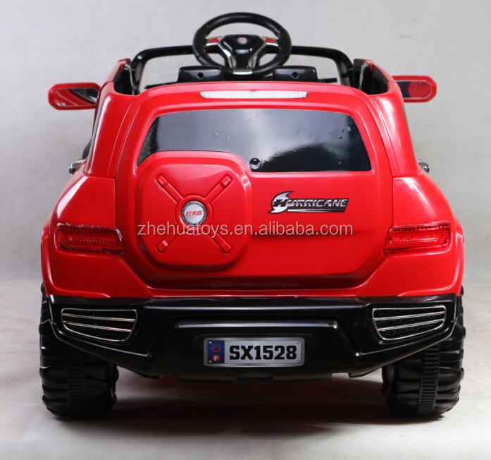Hot sale 4 seater kids electric car 4 seats ride on toy car ride on car toy with remote control