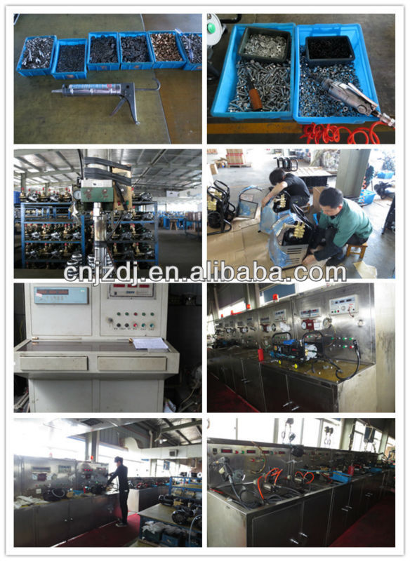 DC-708 high pressure cleaning machine 70 bar