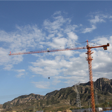 Used F0 23B 10t 50m Jib Tower Crane for sale