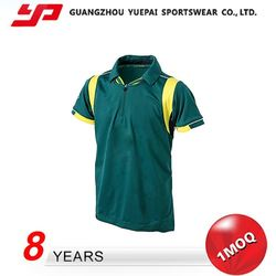 Hot Quality Cool Design Eco-Friendly India Cricket Jersey World Cup 2015