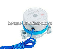 5 USD single jet cheap water meter