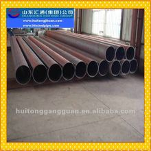 Large Diameter Thin Wall Low Carbon Steel ASTM A53 Welded Pipe In Panic Price Per Ton