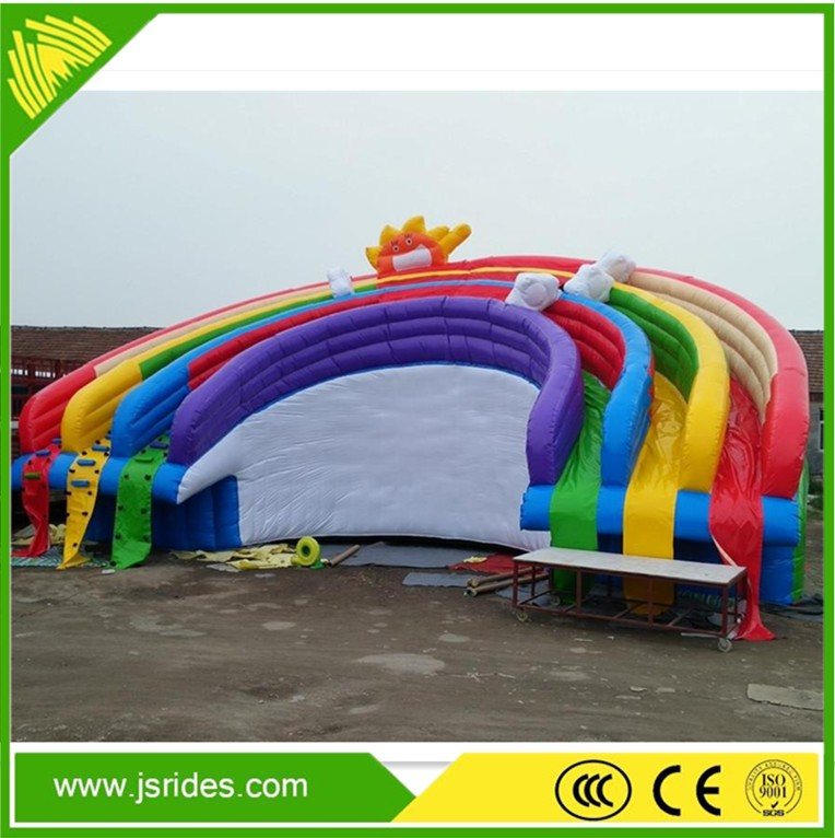 China Cheap New Inflatable Slide Commercial Grade Inflatable Water Slides