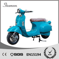 2015 China cheap New Design Hot Selling adult disc brakes 120/70-10 tubeless tire EEC approved electric motorcycle