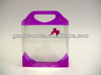 Eco-friendly PVC Packing Bag for cosmetics,gifts, promotions