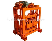 Small Hollow Block Machine: QTJ4-40C