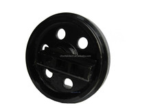 HDPE UPE PP POM PTFE Plastic Pulley Wheel
