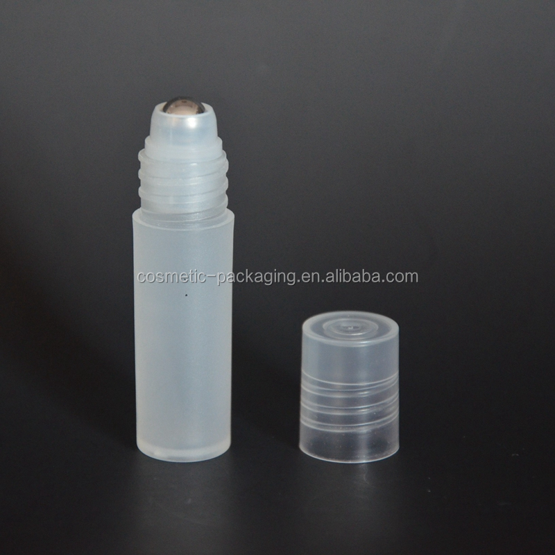 3ml roll on roller bottles for essential oils roll-on refillable perfume bottle deodorant containers