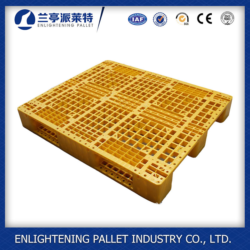 Heavy duty Euro recycling China export used Hdpe Plastic Pallet