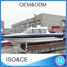 8.8m China Yacht CE Approved Hard Top Fishing Boat