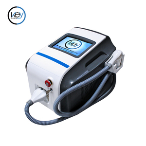 Quick result portable 808 diode laser hair removal with big spot size