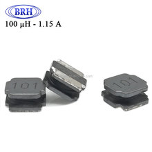 Low loss chip power inductor 100uh choke coils