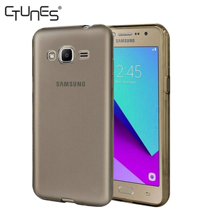 Clear Flexible Soft TPU Anti Scratch Protective Case Cover For Samsung Galaxy Grand Prime Plus