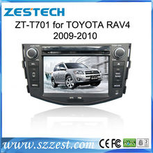 ZESTECH Toyota rav4 Car dvd with gps navigation support Finean /Route66/Tomtom/Gamin map ect.