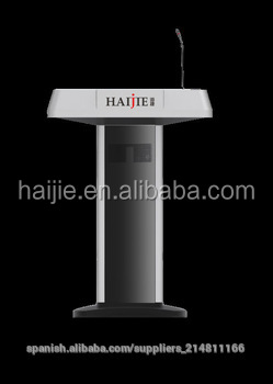 High quality and competive price digital podium/smart lectern