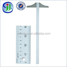 top professional aluminium measuring t-type connector ruler