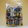 """Kokeshi"" Japanese doll rice cracker"