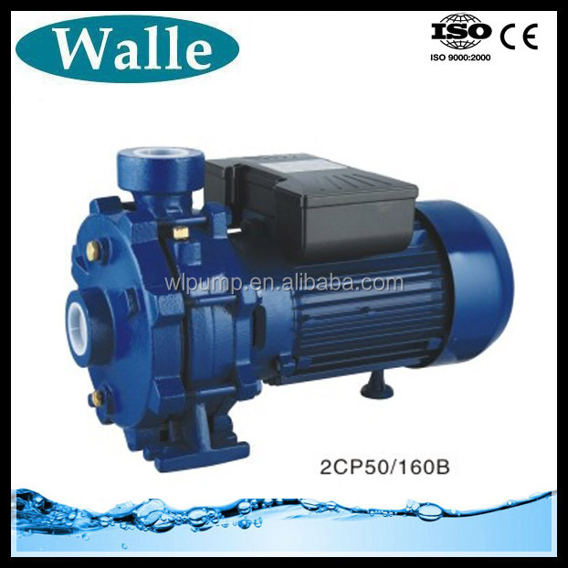 1.5KW 2.2KW 2CP SERIES TWO IMPELLERS CENTRIFUGAL PUMPS WITH HIGH PRESSURE