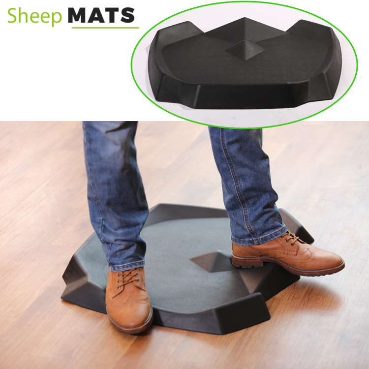 Hot Sale Logo Print Office supply Standing Anti-Fatigue Mat