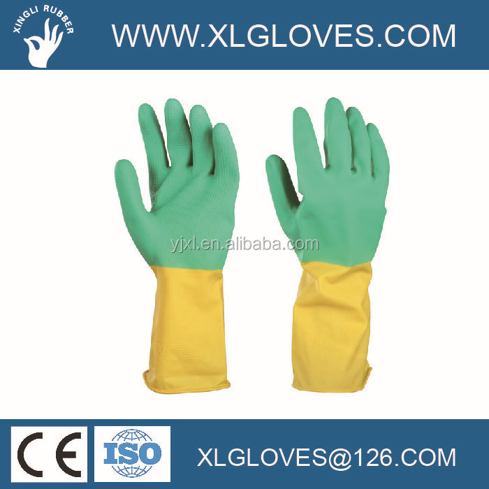 Colorful Light Industrial Glove