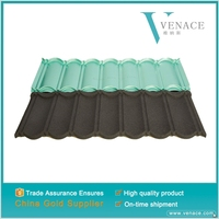 Exterior roofing decoration material composite roof panels
