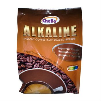Alkaline Instant White Coffee