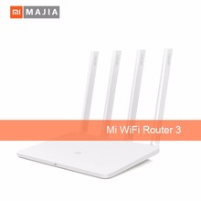 Original Xiaomi brand Xiaomi Mi WiFi router Wireless Smart Router 3 2.4GHz/5GHz Maximum 1167Mbps Support Wifi xiaomi router 3