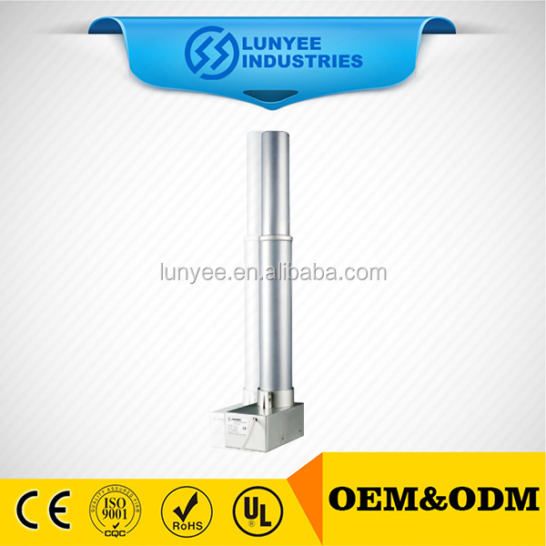 24V Aluminum Tube Linear Motor for Hospital beds, Nursing, Home beds, Treatment chairs, Couches and Dental chair