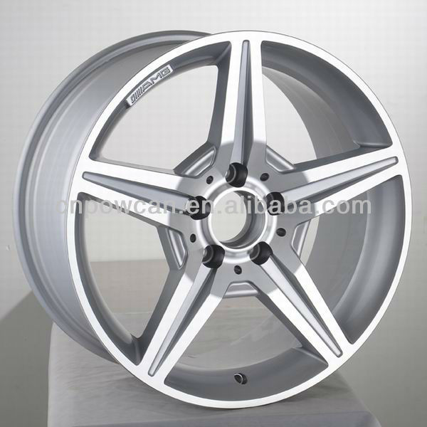 Size 15 16 17 inch for car aluminum alloy wheel rims