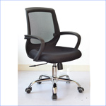 C30# Office and school supplied home furniture small swivel office chair with wheels