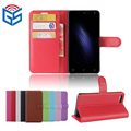 Magnetic Premium PU Flip Leather Case Cover For Cubot Rainbow 2 Rainbow2 with Card Holder